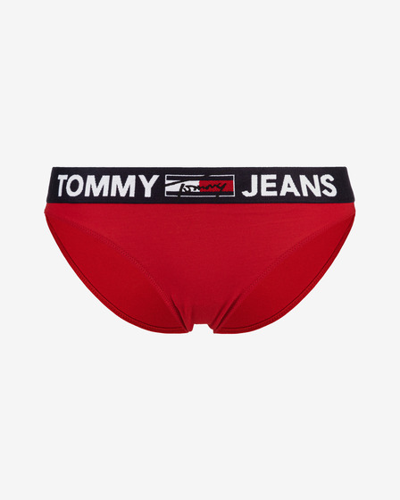Tommy Jeans Contrast Waistband Bugyi