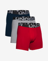 "Under Armour Charged Cotton® 6"" Boxeralsó 3 ks"