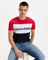 Jack & Jones Logo Blocking Póló