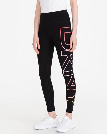 DKNY Exploded Ombre Logo Legings
