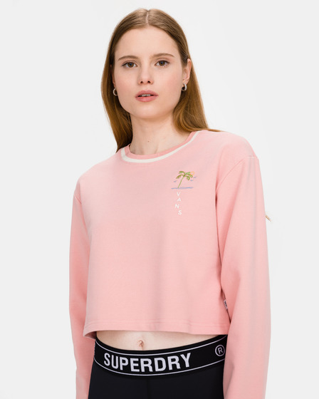 Vans Retro Retirement Crop top